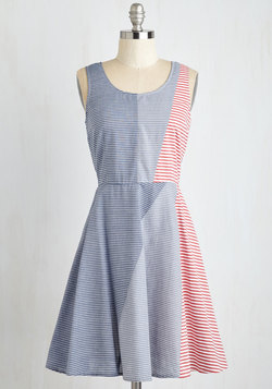 Belle of the Barbecue Dress