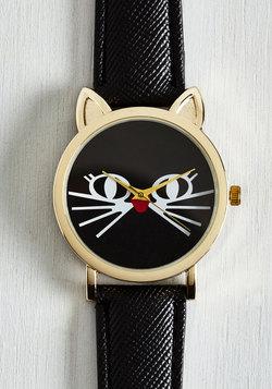 Feline Is of the Essence Watch