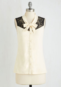 Make a Mission Statement Top in Ivory