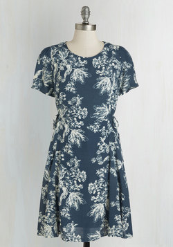 The Choice is Fleurs Dress
