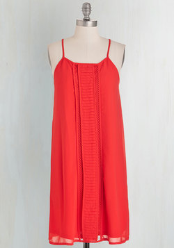 Bestie Reunion Dress in Red