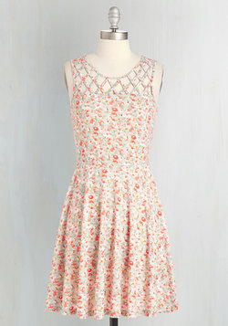 Fields Like Love Dress