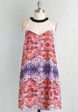 Sweet Valley Hydrangea Dress
