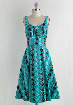 Eclectic Stride Dress