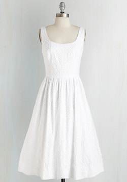 Cloister Cafe Dress