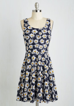 Those Were the Daisies Dress