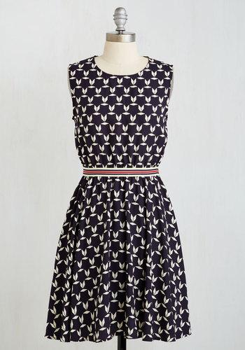Blurbs de provence dress mod retro vintage dresses modcloth com