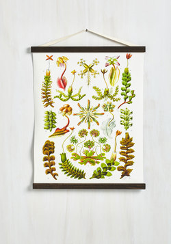 Fronds in Grow Places Wall Hanging