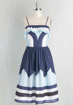 Bay of Light Dress