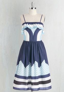 Bay of Light Dress