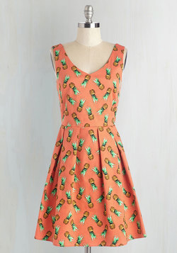 Amazing in Ananas Dress