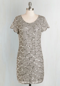 Shimmer and Dancing Dress