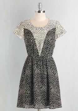 Spot Diggity! Dress