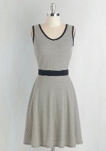 Lucky Line Drive Dress