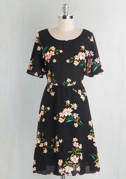 Garden Glam Dress