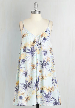 Wish Fulfillment Dress in Tropical - Mini