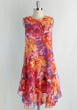 Colorful of Life Dress
