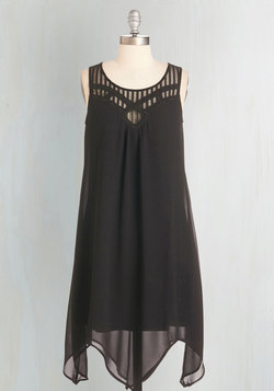 Endless Entertainment Dress in Black