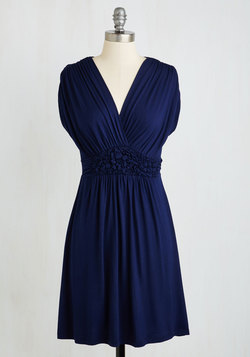 Easygoing Ending Dress