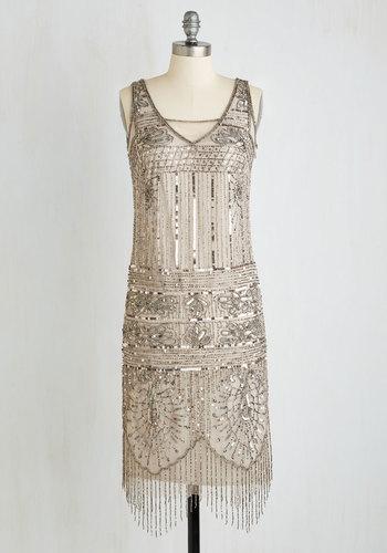 Gleam Interpretation Dress $179.99 AT vintagedancer.com