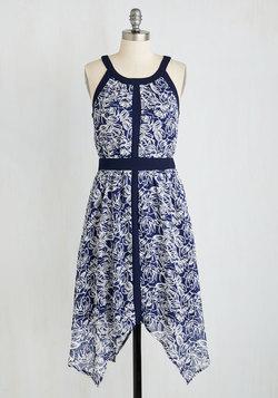 Established Artistry Dress