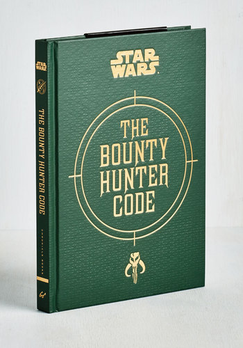 the bounty hunter code pdf