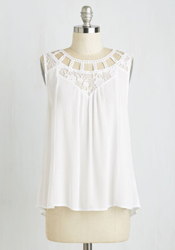 Cottage Chic Top