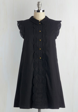 Letter Than Ever Dress in Black