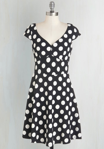 Get It, Dot It, Good! Dress