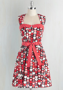 Sweet Your Heart Out Dress