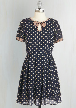 Coffee Shop Splendor Dress