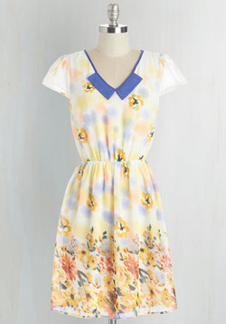 You Spring Me Joy Dress