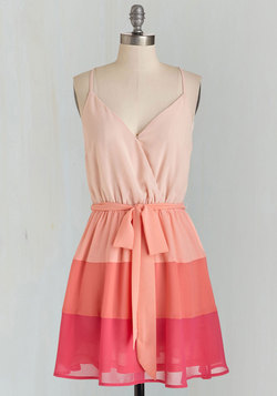 Ready, Sunset, Go! Dress