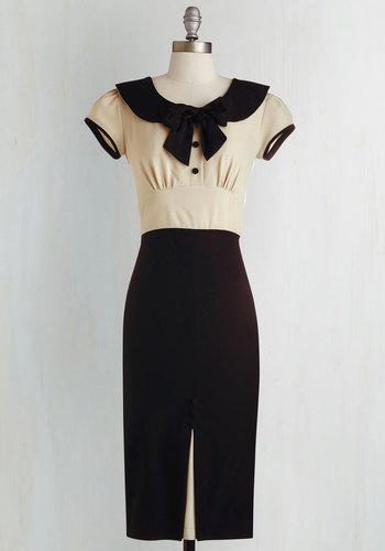 Any Way You Intern Dress $179.99 AT vintagedancer.com