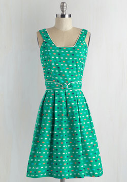 Sun's Out, Puns Out Dress