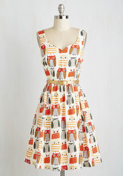 Quirk Things Out Dress