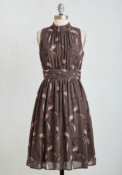 Windy City Dress in Flora