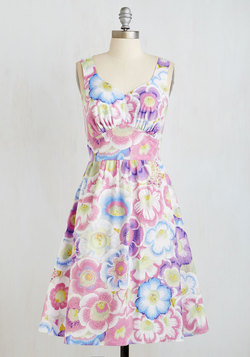 Petal Than Ever Dress