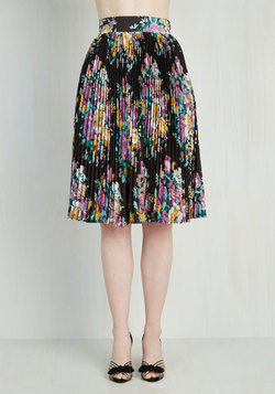 Garden Society Glam Skirt