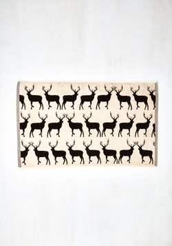 Stags to Riches Bath Mat