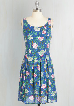 Vine a Way to My Heart Dress