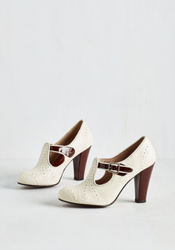 All Aboard Heel in Mocha