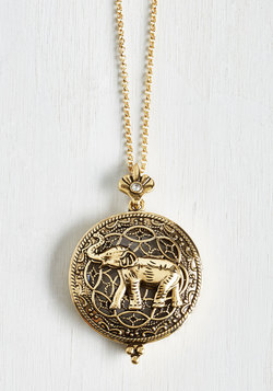 Safari-sighted Necklace