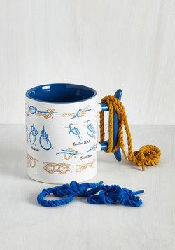 Tie Maintenance Mug