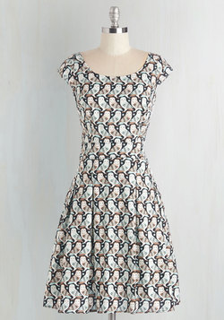 Owl-Time Favorite Dress