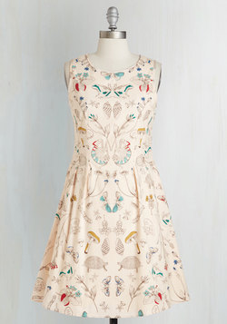 I Dream of Genus Dress