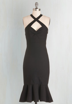 Hot to Foxtrot Dress