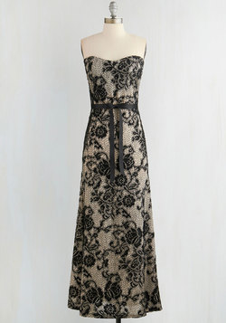 Operatic Occasion Dress