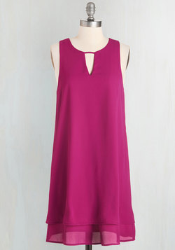 Gracefully Yours Dress in Orchid