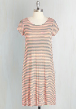 Easygoing Downtown Dress